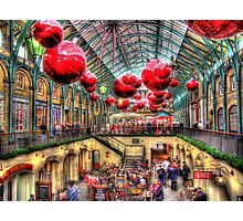 Covent Garden Market, London - HDR Photographic Print