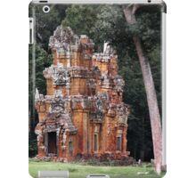 Angkor Wat Hidden Beauty  iPad Case/Skin