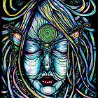 Butterfly/Metamorphasis - Traditional work by TerryBizarro