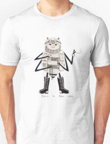 Born To Bee Wild Unisex T-Shirt