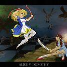 Alice v. Dorothy by Hannah Rose Williams