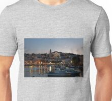 Dusk on Halki Unisex T-Shirt