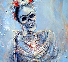 Corazon de Frida by HCalderonArt