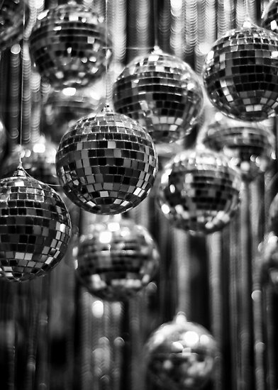 Disco Christmas  by Michelle  Morris