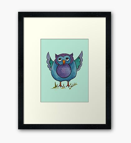 Chub Framed Print