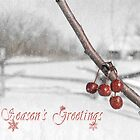 Old Fashioned Christmas by Johanne Brunet