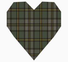 00110 Cape Breton (yellow stripes) District Tartan  One Piece - Short Sleeve