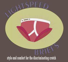 Lightspeed Briefs T-Shirt