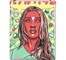 Pills + Candy (Bubble Glum) iPad Case/Skin