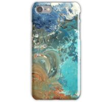 Blue Tapestry iPhone Case/Skin