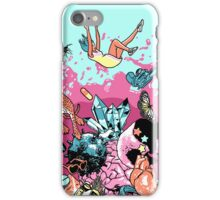 Exploding Gumball (Bubble Glum) iPhone Case/Skin