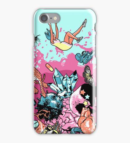 Exploding Gumball (Bubble Glum) iPhone Case/Skin