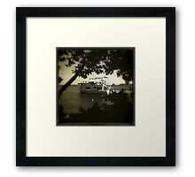 Florida As It Was Meant To Be ~ Part Two Framed Print