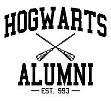 Hogwarts alumni by starrysun