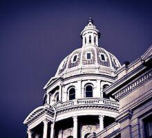 Denver State Capitol Building by pandapix