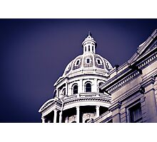 Denver State Capitol Building Photographic Print