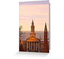 Denver Civic Center Greeting Card