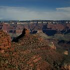 Grand Canyon Colors by sccaldwell