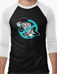 Nut Free Logo Men's Baseball ¾ T-Shirt