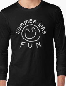 Summer Was Fun Long Sleeve T-Shirt