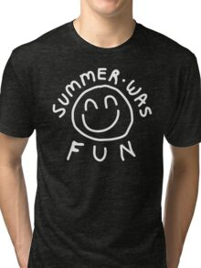 Summer Was Fun Tri-blend T-Shirt