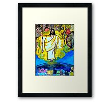 THE RAPTURE Framed Print