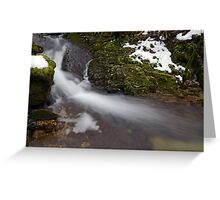 Torrent Marianna   V Greeting Card