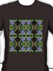 Vinca (Periwinkle) - In the Mirror T-Shirt