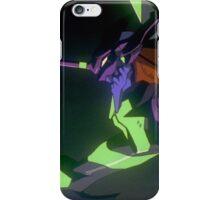Neon Genesis Evangelion - Evangelion Unit Fist - 2015 1080p Blu-Ray Cleaned Upscales iPhone Case/Skin