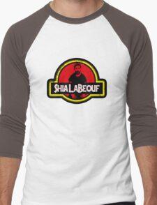 Shia LaBeouf Men's Baseball ¾ T-Shirt