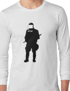 Sexy Cop Long Sleeve T-Shirt