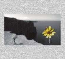 Cliffs of Moher Flower T-Shirt