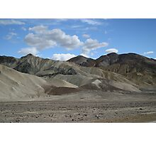 Death Valley National Park, California Photographic Print