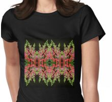 Snapdragons - In the Mirror Womens Fitted T-Shirt