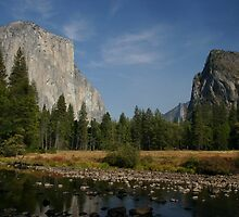 Yosemite National Park, California by sccaldwell
