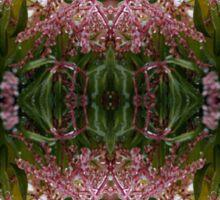 Icy Pieris Japonica - In the Mirror Sticker