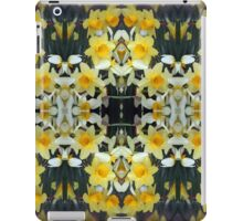 Daffodils - In the Mirror iPad Case/Skin