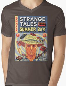 Strange Tales from Summer Bay Mens V-Neck T-Shirt