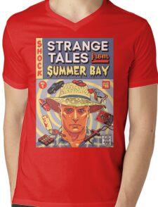 Strange Tales from Summer Bay Mens V-Neck T-Shirt