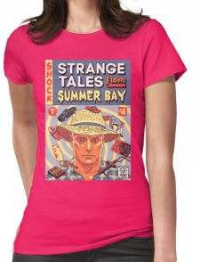 Strange Tales from Summer Bay Womens Fitted T-Shirt