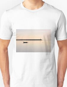 Peaceful ocean scene Unisex T-Shirt