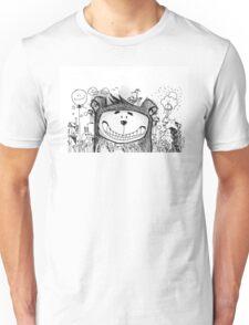 doodling no. 1 Enjoy your weekdays! Unisex T-Shirt
