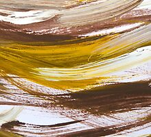 Harmony Abstract Painting by Christina Rollo