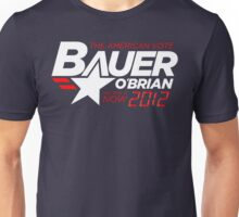 Vote Jack Bauer in 2012 Unisex T-Shirt