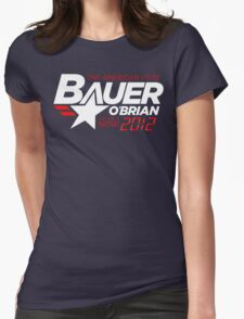 Vote Jack Bauer in 2012 Womens Fitted T-Shirt