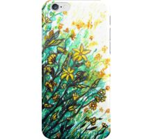 Summer Breeze - Flowers iPhone Case/Skin