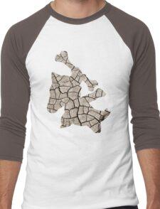 Marowak used earthquake Men's Baseball ¾ T-Shirt