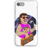 Party Animal - Brunette iPhone Case/Skin