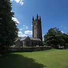 Widecombe Church by kalaryder