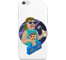 Party Animal - Blonde iPhone Case/Skin
